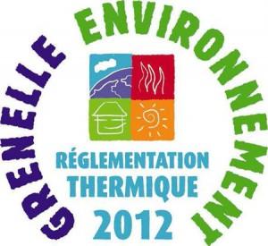 Réglementation thermique 2012 logo